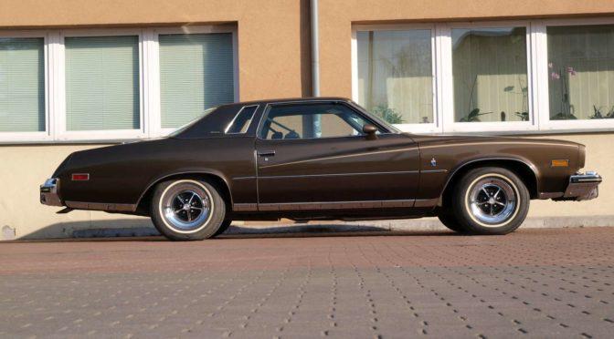 Buick Regal 1974 – SPRZEDANY