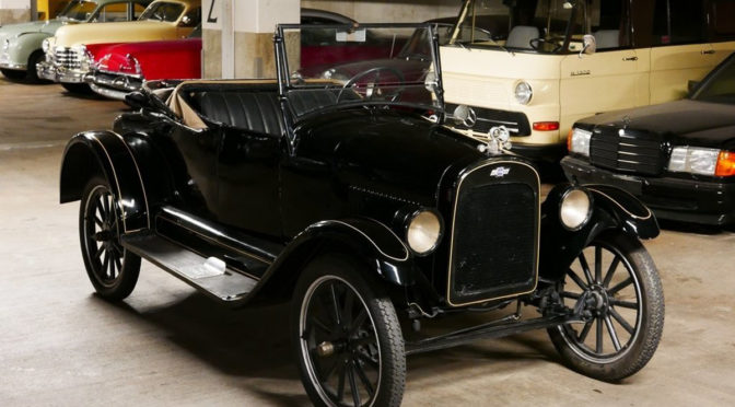 Chevrolet Superior Roadster Series F 1924 – 79500 PLN – Cieszyn