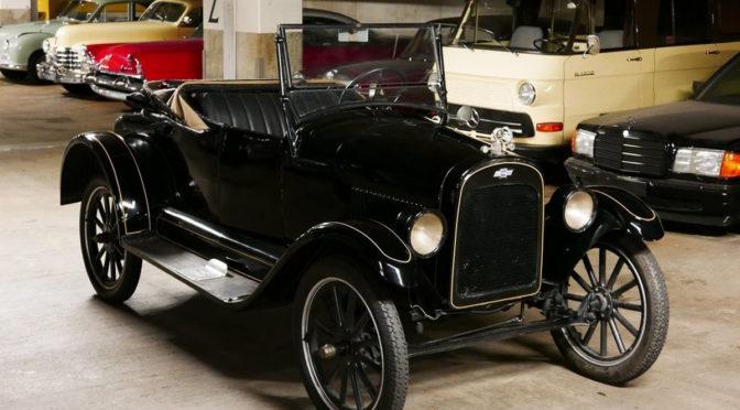 Chevrolet Superior Roadster Series F 1924 – 79500PLN – Cieszyn