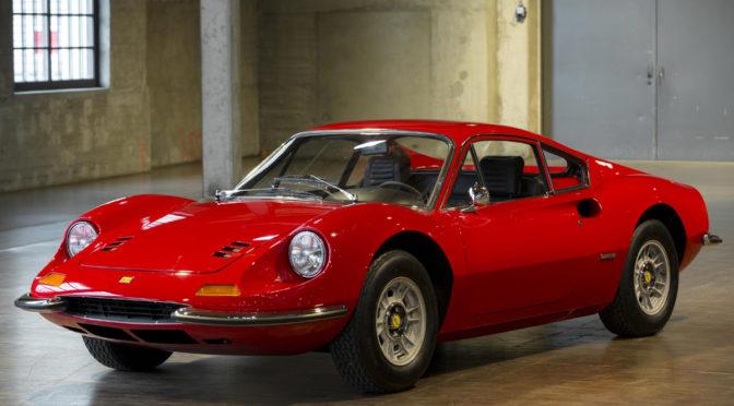 Dino 246 GT 1971 – SPRZEDANE