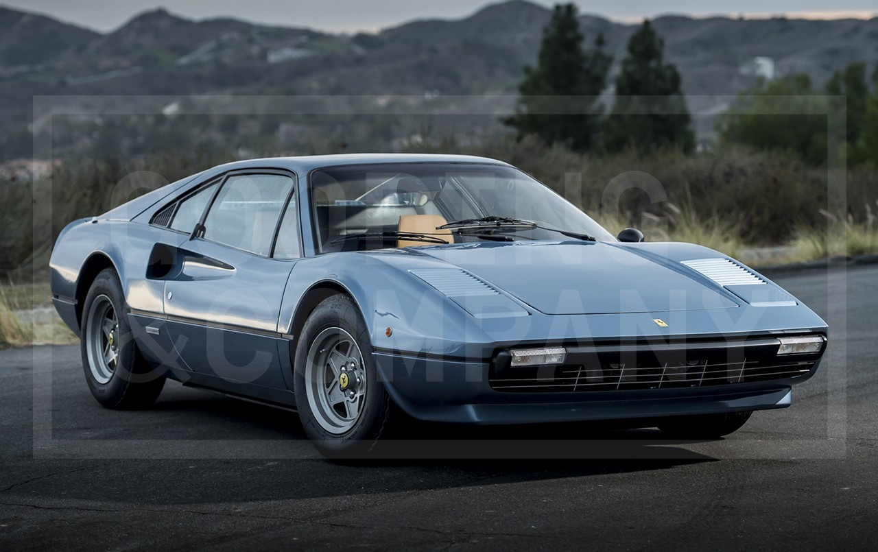 ferrari 308 gtb vetroresina 1976 sprzedane gie da klasyk w. Black Bedroom Furniture Sets. Home Design Ideas