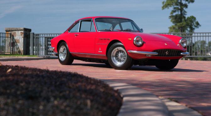 Ferrari 330 GTC 1968 – SPRZEDANE