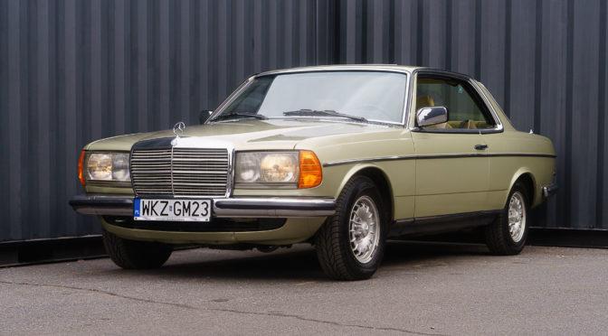 Mercedes 230 CE C123 1982 – SPRZEDANY