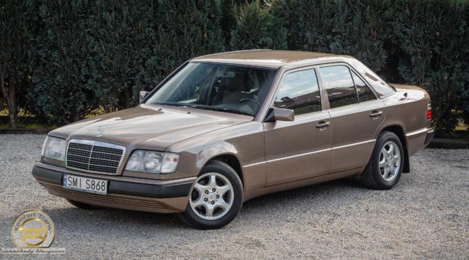 Mercedes 300D W124 1991 – 69000PLN – Zdzieszowice