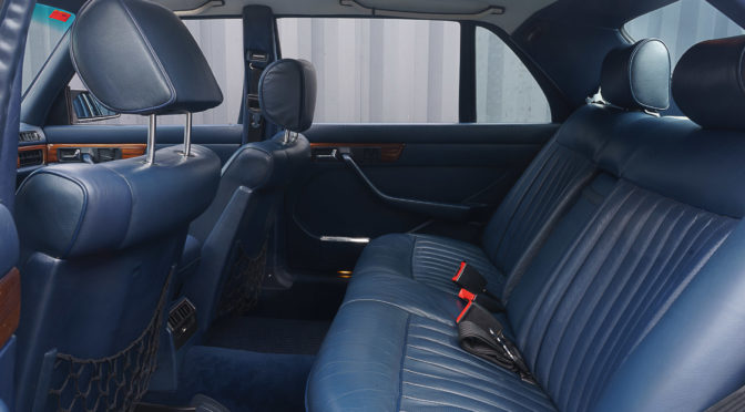 Mercedes 500 SEL W126 1982 – SPRZEDANY