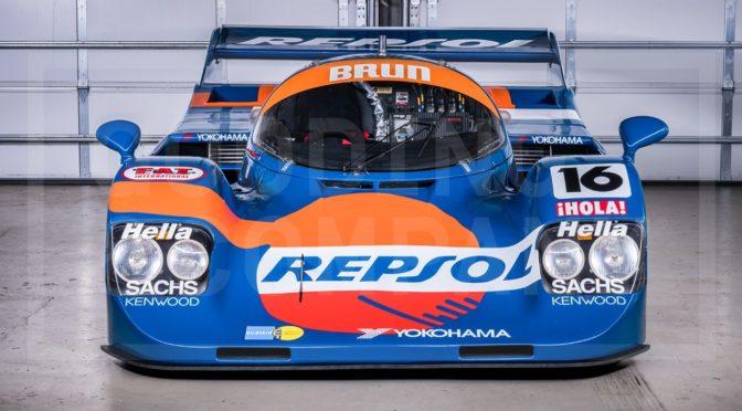 Porsche 962C 1990 – SPRZEDANE