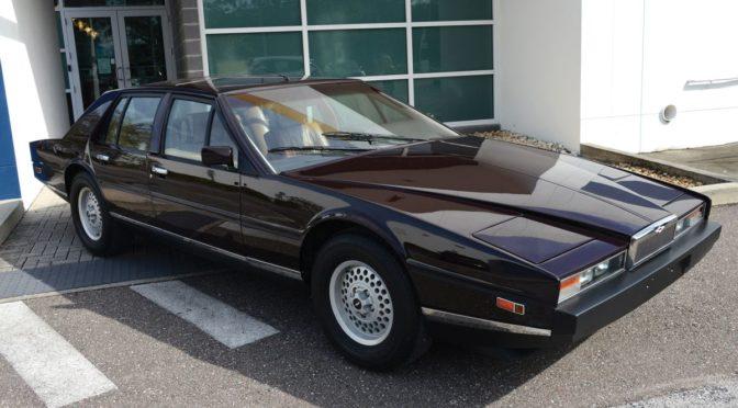 Aston Martin Lagonda 1984 – SPRZEDANY
