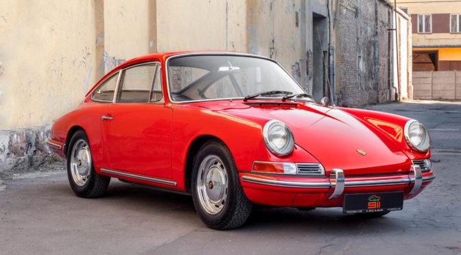 Porsche 911 1966 – 590000PLN – Częstochowa
