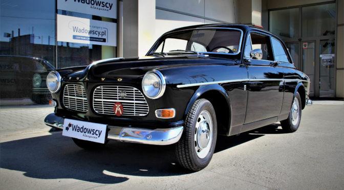 Volvo P121 Amazon 1964 – SPRZEDANE