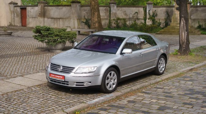 Volkswagen Phaeton 2003 – SPRZEDANY