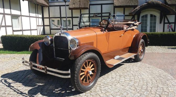 Dodge Brothers Roadster 1924 – 116000PLN – Gdańsk