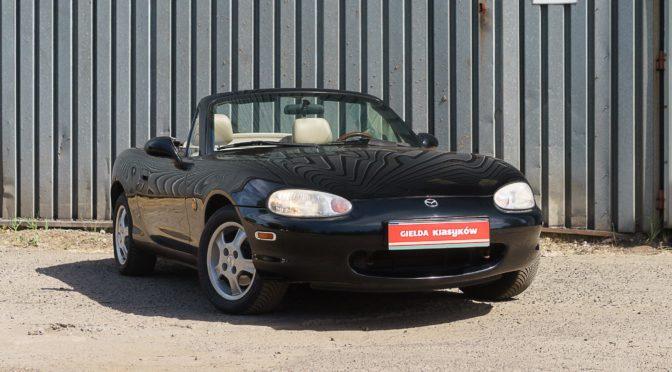Mazda MX-5 Miracle 2000 – SPRZEDANA