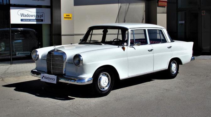 Mercedes 190 W110 1964 – SPRZEDANY
