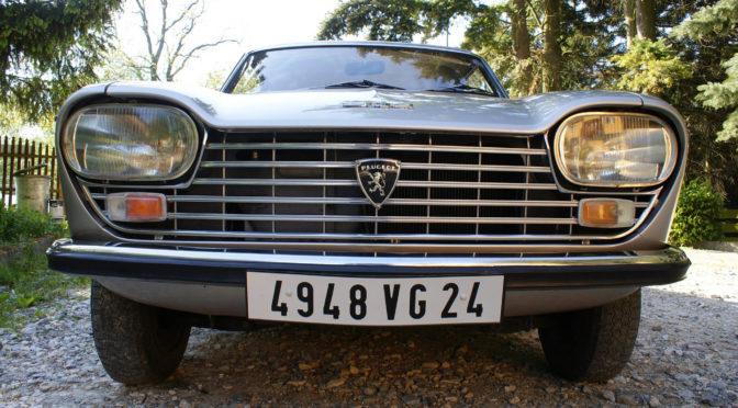 Peugeot 204 Coupe 1969 – 31900PLN – Kłodzko