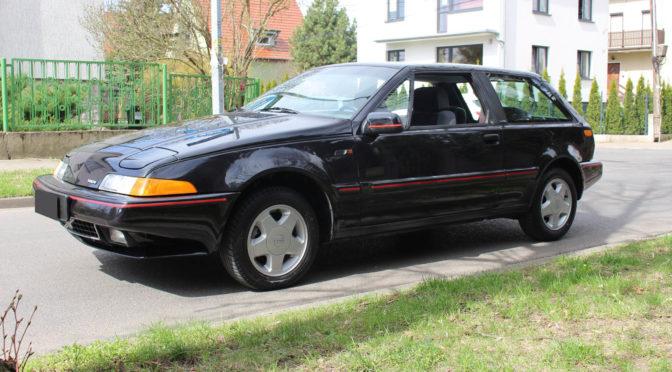 Volvo 480 Turbo 1990 – REZERWACJA