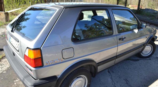 Volkswagen Golf Madison Mk2 1990 – 4800PLN – Suwałki