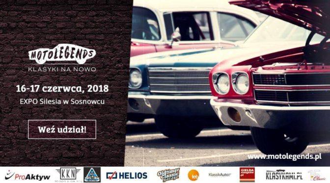 Giełda Klasyków na MotoLegends – festiwalu klasyków motoryzacji