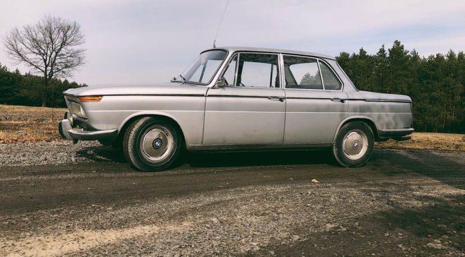 BMW 2000 1968 – 43000PLN – Opole Lubelskie
