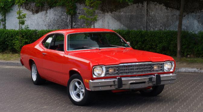 Plymouth Duster 1974 – SPRZEDANY
