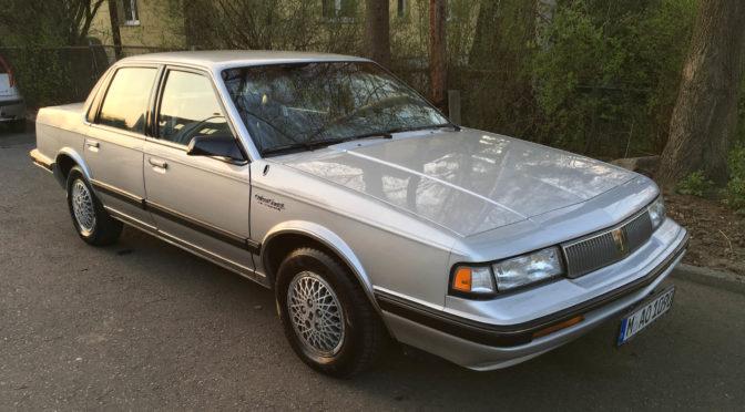 Oldsmobile Cutlass Ciera 1989 – SPRZEDANY