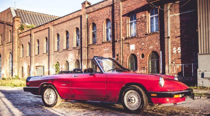Alfa Romeo Spider 1987 – 45500PLN – Gdańsk