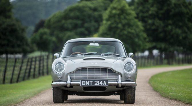 Aston Martin DB5 1965 – SPRZEDANY