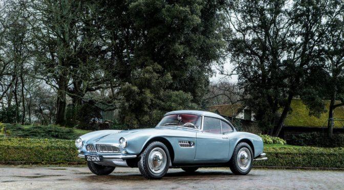 BMW 507 1957 – SPRZEDANE