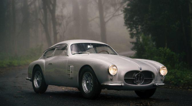 Maserati A6G/2000 Zagato 1956 – SPRZEDANE
