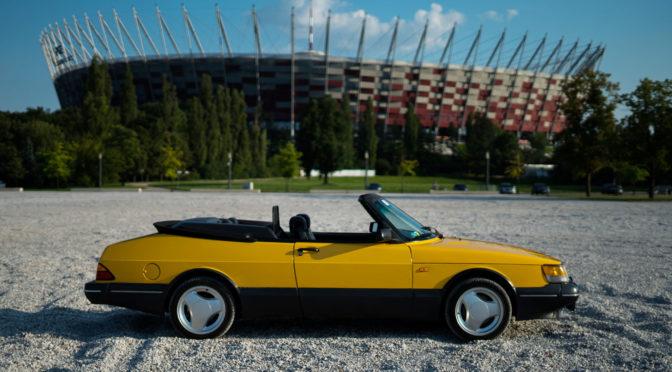 Saab 900 Monte Carlo Convertible 1991 – SPRZEDANY