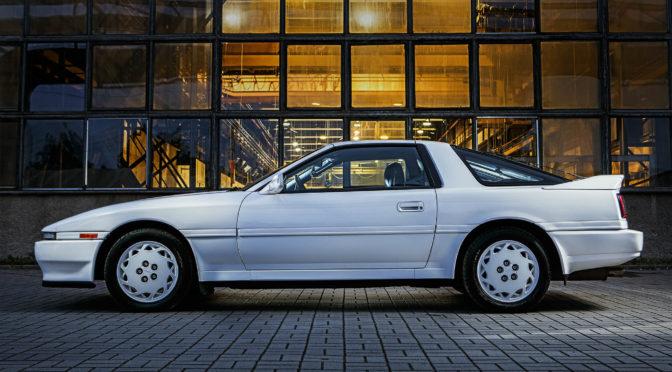 Toyota Supra Turbo Mk3 1988 – SPRZEDANA