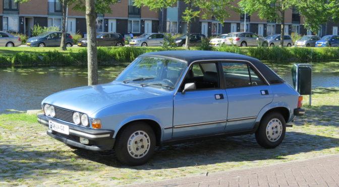 Austin Allegro 3 1981 – 18500PLN – Owińska