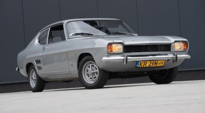 Ford Capri 1700 GT Mk I 1970 – 85000PLN – Wrocław