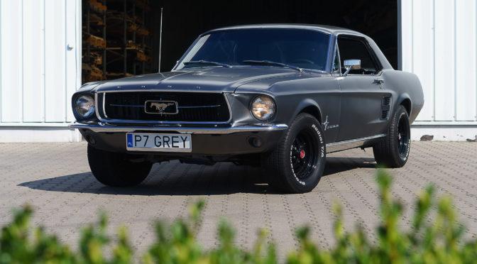 Ford Mustang 1967 – SPRZEDANY