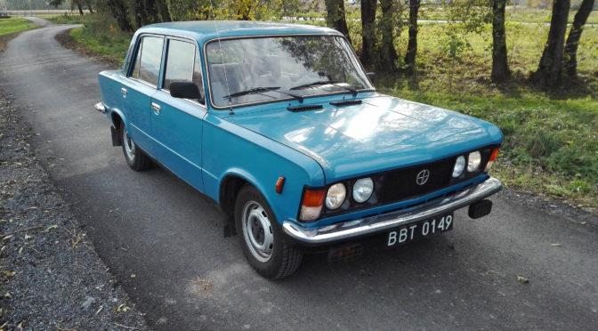 FSO 125p 1984 – SPRZEDANE