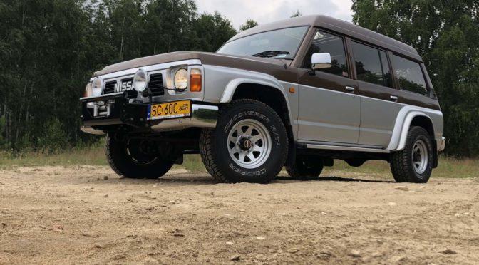 Nissan Safari Y60 1989 – 99000PLN – Częstochowa
