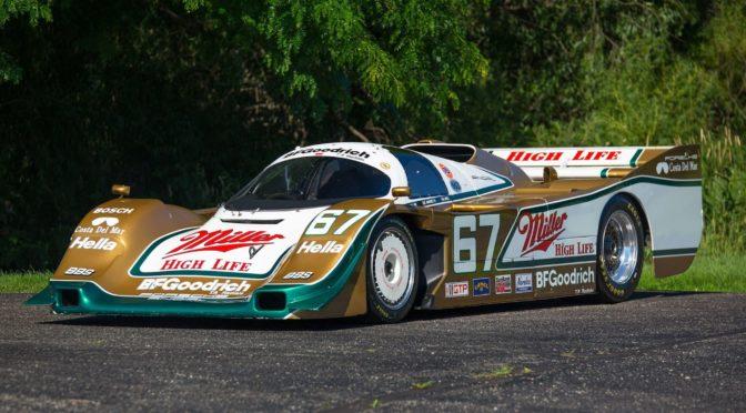 Porsche 962 1989 – SPRZEDANE