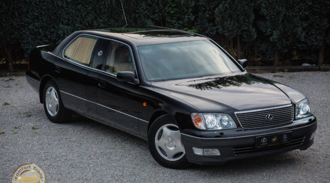 Lexus LS 400 L 1998 – 190000PLN – Zdzieszowice