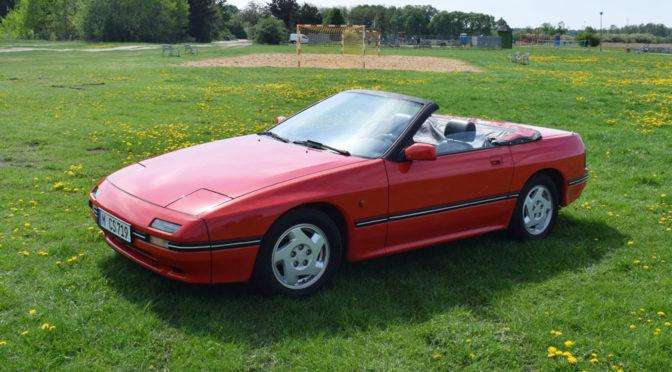Mazda RX-7 Cabrio 1986 – SPRZEDANA