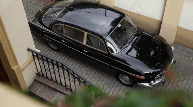 Tatra 603 1969 – SPRZEDANA
