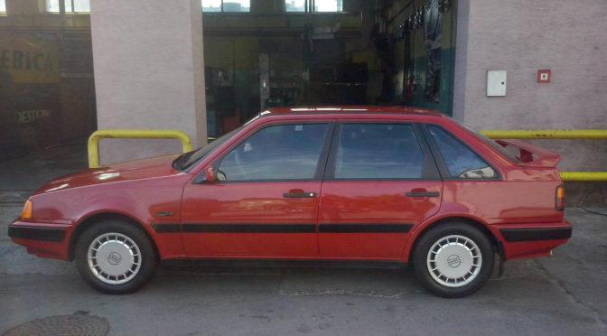 Volvo 440 1991 – 9000PLN – Kraków