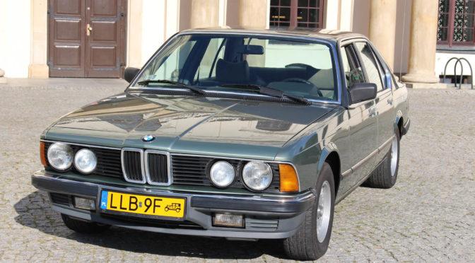 BMW 728i E23 1985 – 35000PLN – Lubartów
