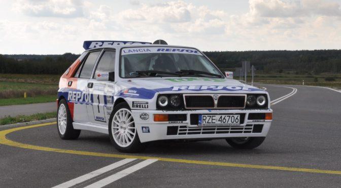 Lancia Delta HF Integrale 1990 – SPRZEDANA