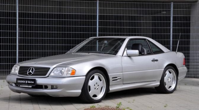 Mercedes SL 500 R129 1998 – SPRZEDANY