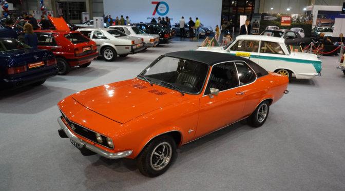 Opel Manta A 1975 – SPRZEDANY