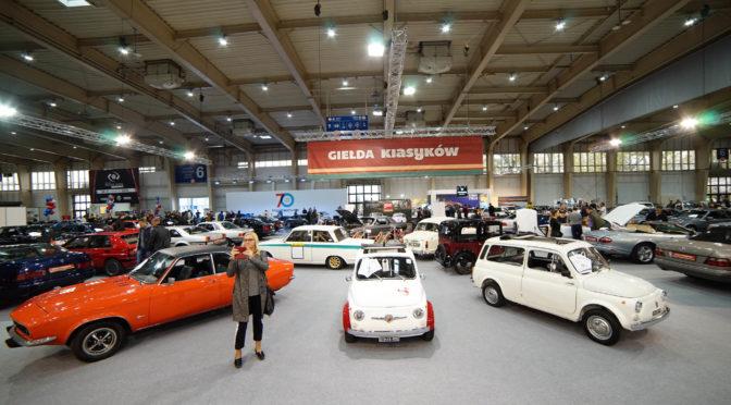 Giełda Klasyków na Retro Motor Show 2018