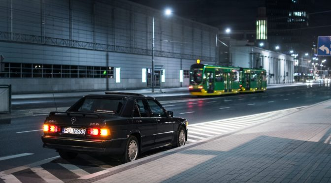 Mercedes 190E 2.5-16 W201 1990 – SPRZEDANY