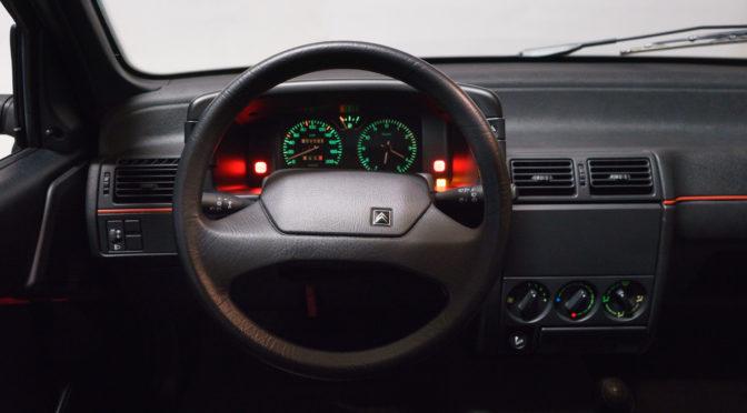 Citroen ZX 1993 – SPRZEDANY