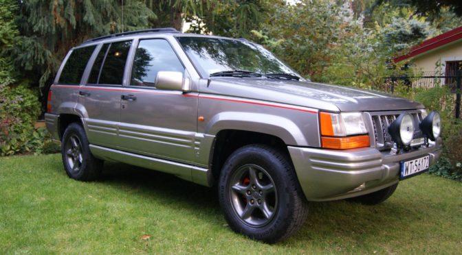 Jeep Grand Cherokee 5.9 1998 – 35500PLN – Warszawa