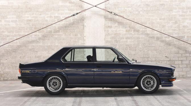 BMW Alpina B7 Turbo S 1982 – SPRZEDANE
