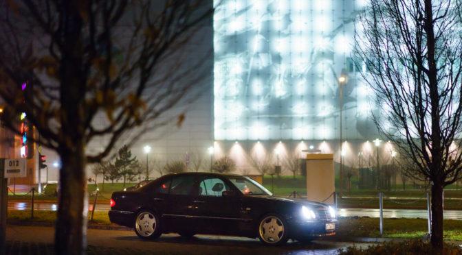 Mercedes E55 AMG W210 1997 – SPRZEDANY